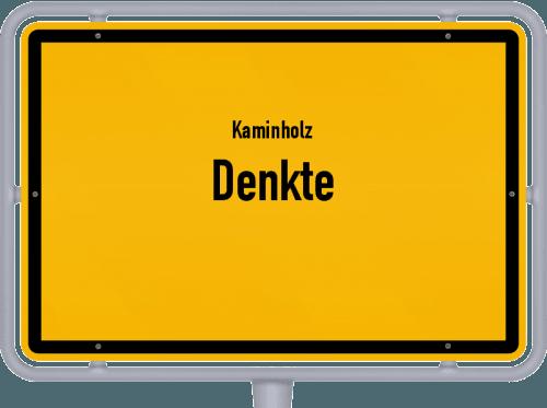 Kaminholz & Brennholz-Angebote in Denkte, Großes Bild