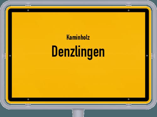 Kaminholz & Brennholz-Angebote in Denzlingen, Großes Bild