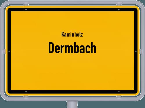 Kaminholz & Brennholz-Angebote in Dermbach, Großes Bild