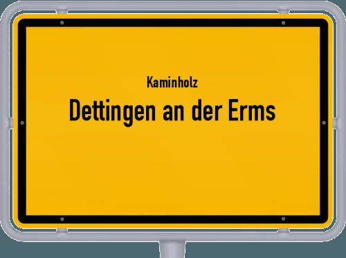 Kaminholz & Brennholz-Angebote in Dettingen an der Erms, Großes Bild