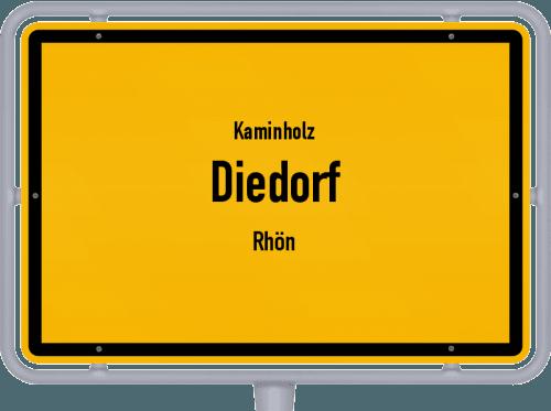 Kaminholz & Brennholz-Angebote in Diedorf (Rhön), Großes Bild