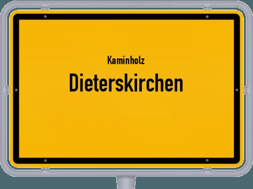 Kaminholz & Brennholz-Angebote in Dieterskirchen, Großes Bild