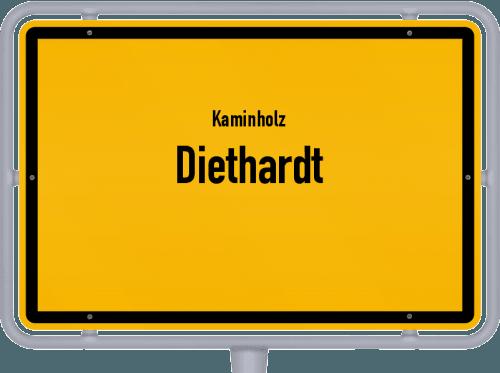 Kaminholz & Brennholz-Angebote in Diethardt, Großes Bild