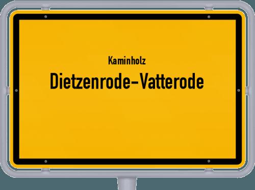 Kaminholz & Brennholz-Angebote in Dietzenrode-Vatterode, Großes Bild