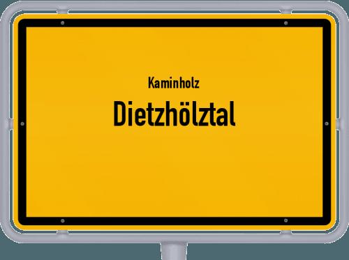Kaminholz & Brennholz-Angebote in Dietzhölztal, Großes Bild