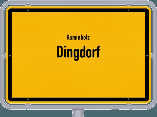 Kaminholz & Brennholz-Angebote in Dingdorf, Großes Bild