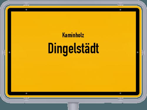 Kaminholz & Brennholz-Angebote in Dingelstädt, Großes Bild