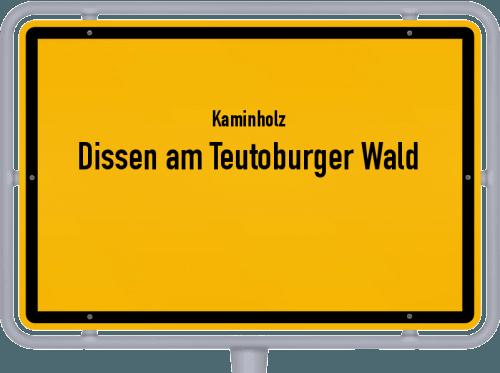 Kaminholz & Brennholz-Angebote in Dissen am Teutoburger Wald, Großes Bild