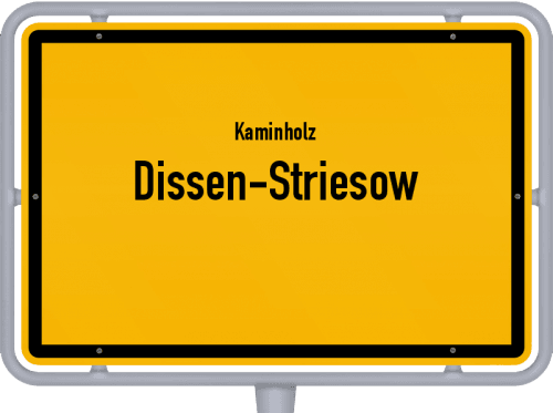 Kaminholz & Brennholz-Angebote in Dissen-Striesow, Großes Bild