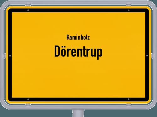 Kaminholz & Brennholz-Angebote in Dörentrup, Großes Bild
