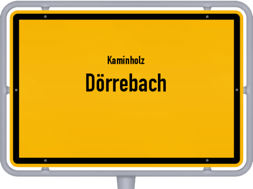 Kaminholz & Brennholz-Angebote in Dörrebach, Großes Bild