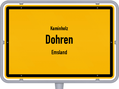 Kaminholz & Brennholz-Angebote in Dohren (Emsland), Großes Bild