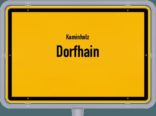 Kaminholz & Brennholz-Angebote in Dorfhain, Großes Bild