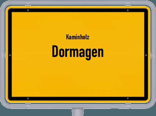 Kaminholz & Brennholz-Angebote in Dormagen, Großes Bild