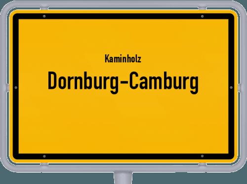 Kaminholz & Brennholz-Angebote in Dornburg-Camburg, Großes Bild