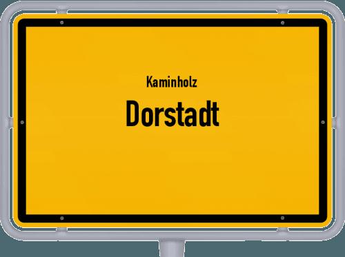 Kaminholz & Brennholz-Angebote in Dorstadt, Großes Bild
