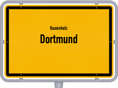 Kaminholz & Brennholz-Angebote in Dortmund, Großes Bild