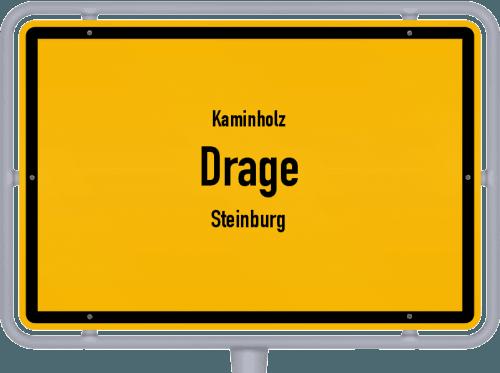 Kaminholz & Brennholz-Angebote in Drage (Steinburg), Großes Bild