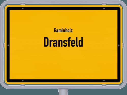 Kaminholz & Brennholz-Angebote in Dransfeld, Großes Bild