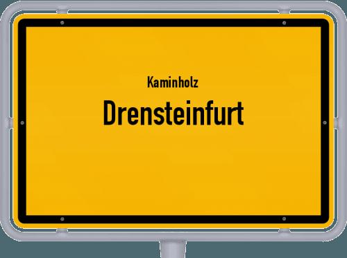 Kaminholz & Brennholz-Angebote in Drensteinfurt, Großes Bild