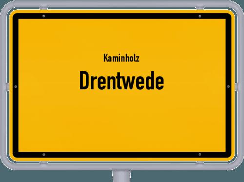 Kaminholz & Brennholz-Angebote in Drentwede, Großes Bild