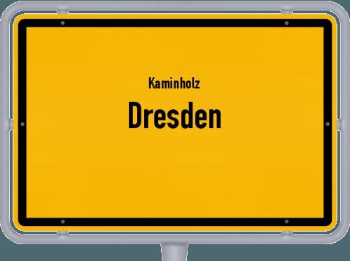 Kaminholz & Brennholz-Angebote in Dresden, Großes Bild