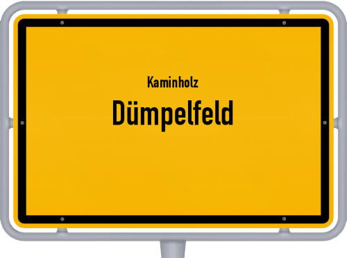 Kaminholz & Brennholz-Angebote in Dümpelfeld, Großes Bild