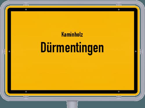 Kaminholz & Brennholz-Angebote in Dürmentingen, Großes Bild