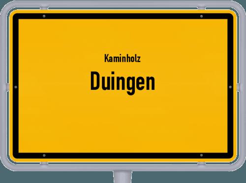 Kaminholz & Brennholz-Angebote in Duingen, Großes Bild