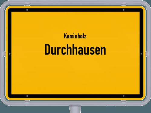 Kaminholz & Brennholz-Angebote in Durchhausen, Großes Bild