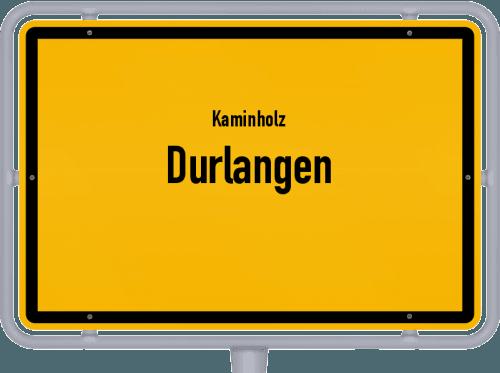 Kaminholz & Brennholz-Angebote in Durlangen, Großes Bild