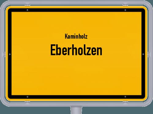 Kaminholz & Brennholz-Angebote in Eberholzen, Großes Bild