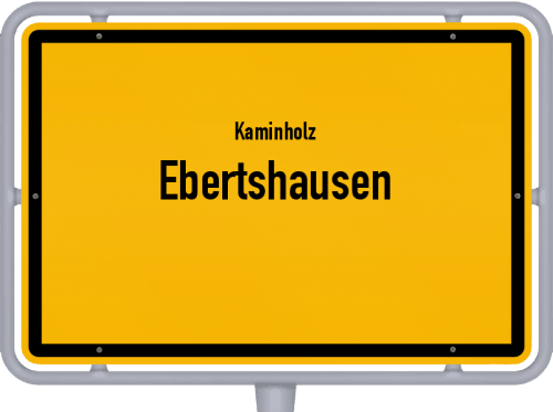 Kaminholz & Brennholz-Angebote in Ebertshausen, Großes Bild