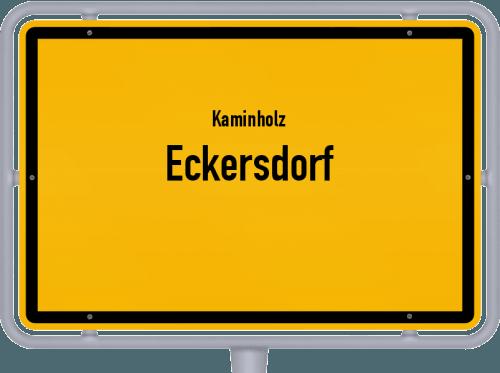 Kaminholz & Brennholz-Angebote in Eckersdorf, Großes Bild