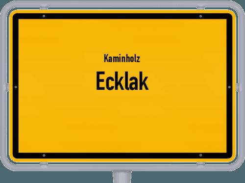 Kaminholz & Brennholz-Angebote in Ecklak, Großes Bild