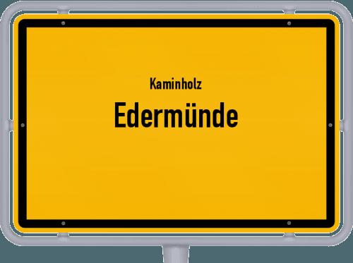 Kaminholz & Brennholz-Angebote in Edermünde, Großes Bild