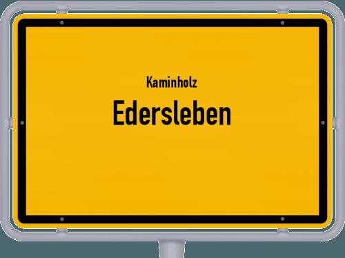 Kaminholz & Brennholz-Angebote in Edersleben, Großes Bild