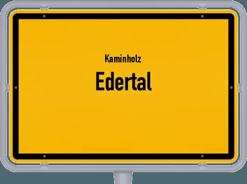Kaminholz & Brennholz-Angebote in Edertal, Großes Bild
