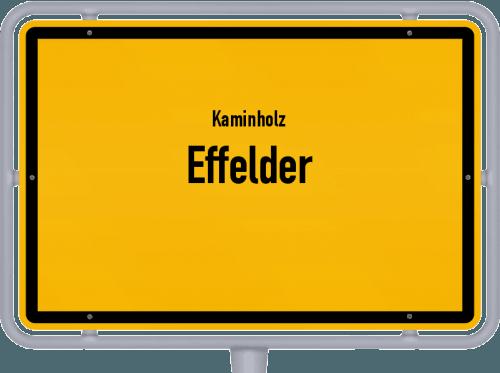 Kaminholz & Brennholz-Angebote in Effelder, Großes Bild