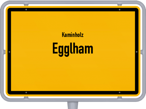 Kaminholz & Brennholz-Angebote in Egglham, Großes Bild