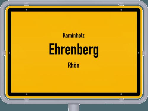 Kaminholz & Brennholz-Angebote in Ehrenberg (Rhön), Großes Bild