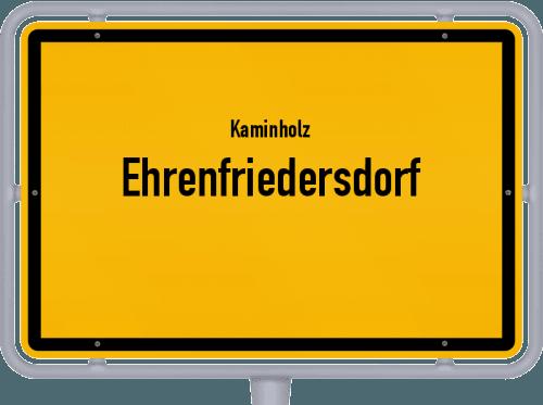 Kaminholz & Brennholz-Angebote in Ehrenfriedersdorf, Großes Bild