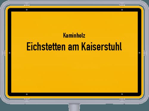 Kaminholz & Brennholz-Angebote in Eichstetten am Kaiserstuhl, Großes Bild