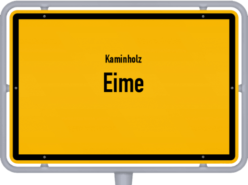 Kaminholz & Brennholz-Angebote in Eime, Großes Bild