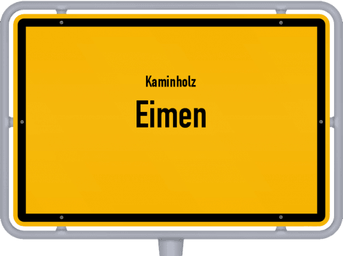 Kaminholz & Brennholz-Angebote in Eimen, Großes Bild