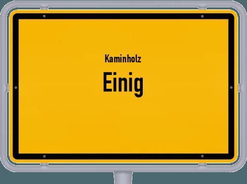 Kaminholz & Brennholz-Angebote in Einig, Großes Bild