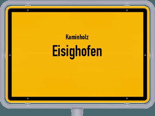 Kaminholz & Brennholz-Angebote in Eisighofen, Großes Bild