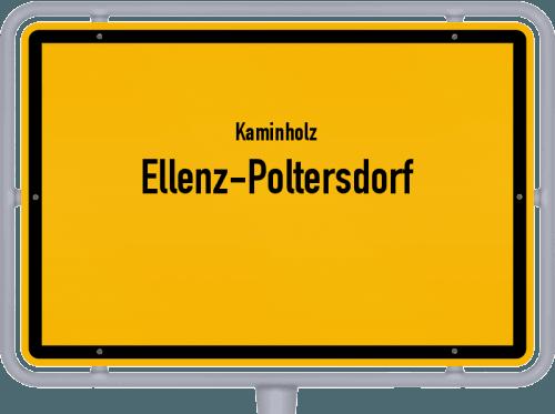 Kaminholz & Brennholz-Angebote in Ellenz-Poltersdorf, Großes Bild