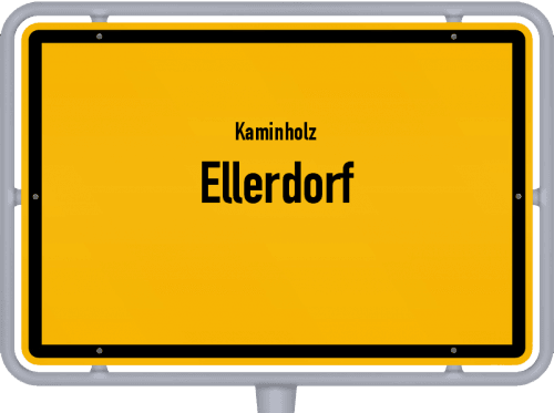 Kaminholz & Brennholz-Angebote in Ellerdorf, Großes Bild