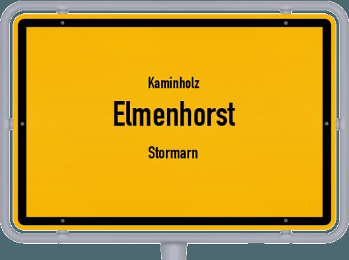 Kaminholz & Brennholz-Angebote in Elmenhorst (Stormarn), Großes Bild